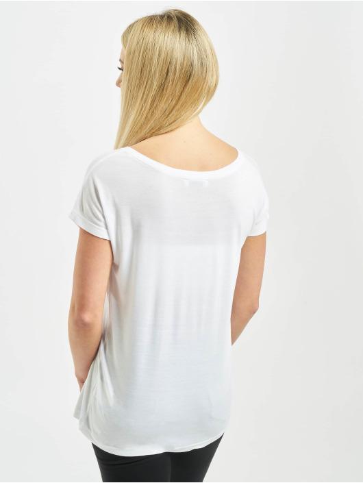 Sublevel T-skjorter Prickly hvit