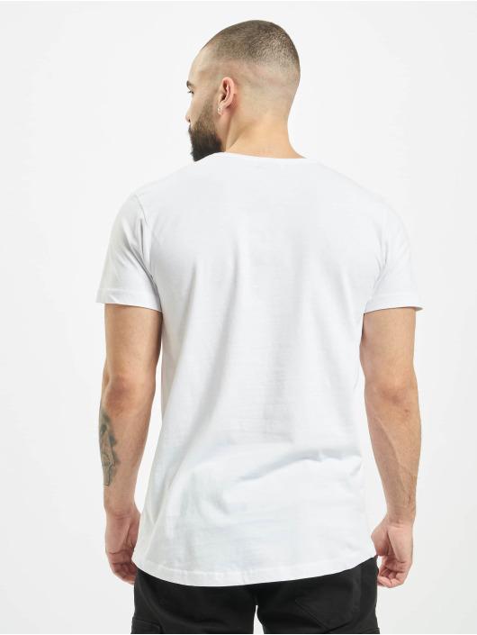 Sublevel T-skjorter Enjoy hvit