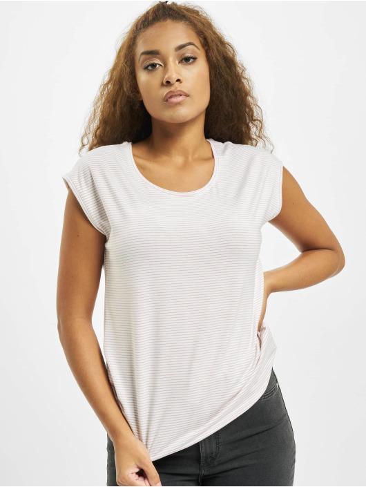 Sublevel T-skjorter Liva hvit