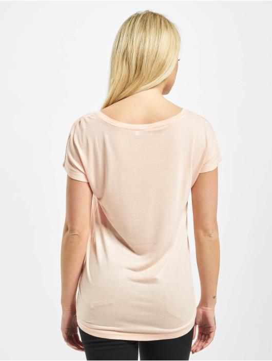 Sublevel T-skjorter Prickly oransje