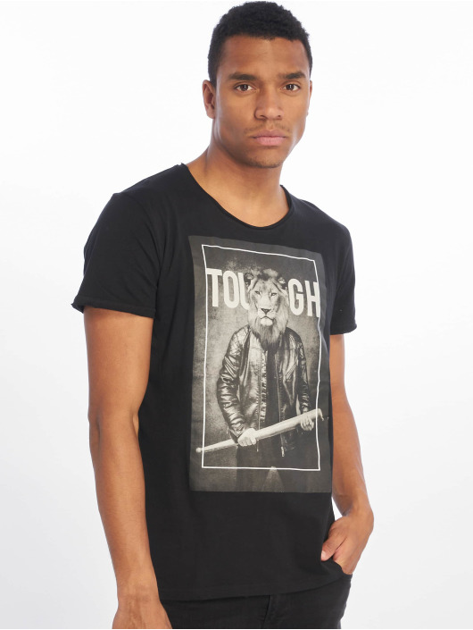 Sublevel T-skjorter Tough svart