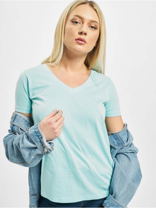 Sublevel T-skjorter Susi turkis
