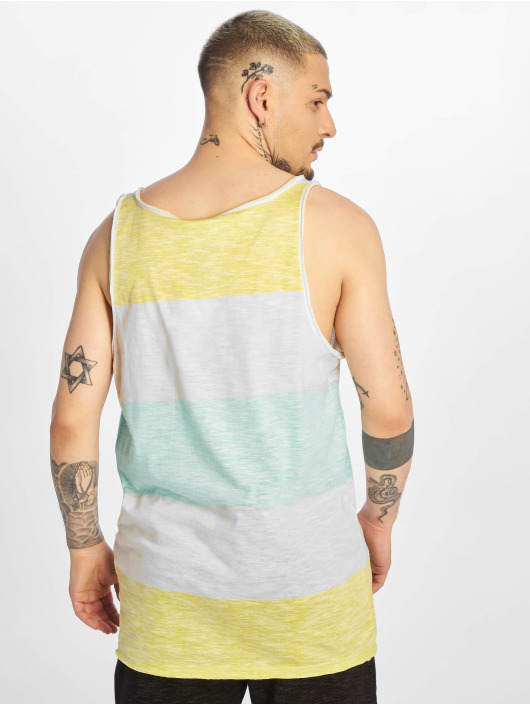Sublevel Tank Tops Colos weiß
