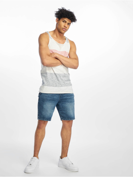 Sublevel Tank Tops Colos white