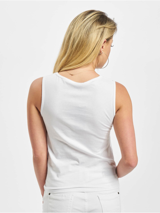 Sublevel Top Beauty white