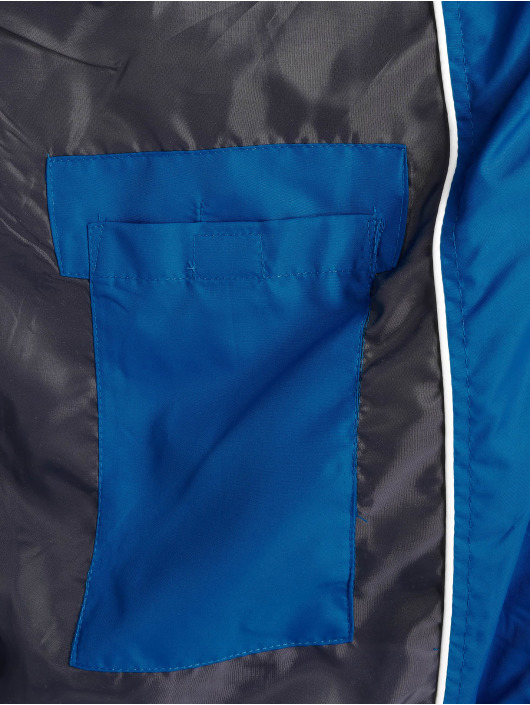 Sublevel Transitional Jackets Haka Colourblock blå