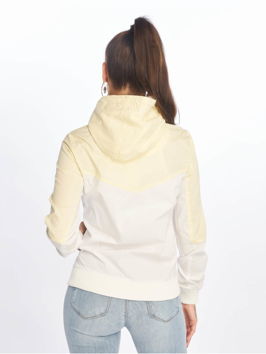 Sublevel Transitional Jackets Fog hvit