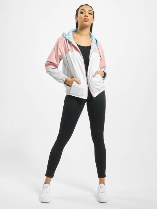 Sublevel Transitional Jackets Colour Block rosa