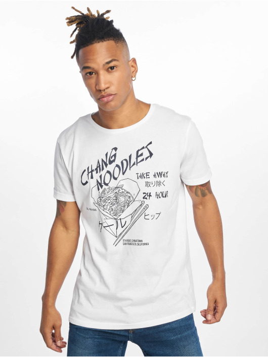 Sublevel Tričká Chang biela