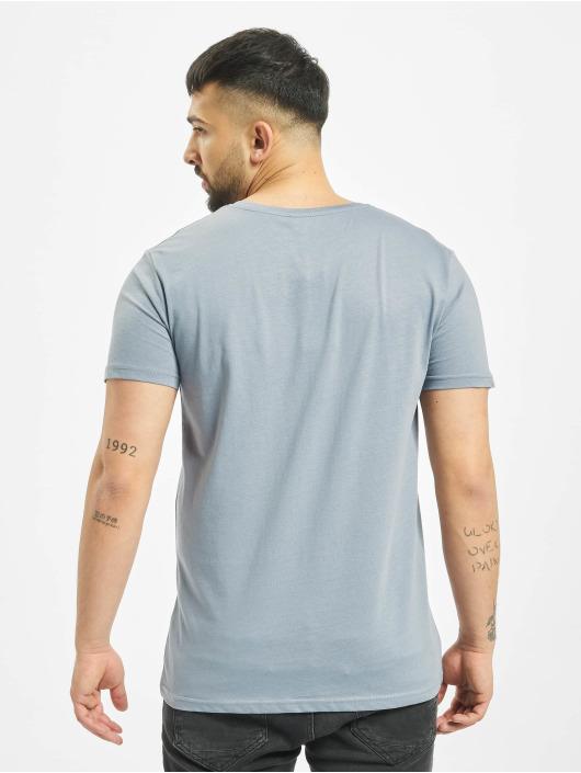 Sublevel Tričká Pocket modrá