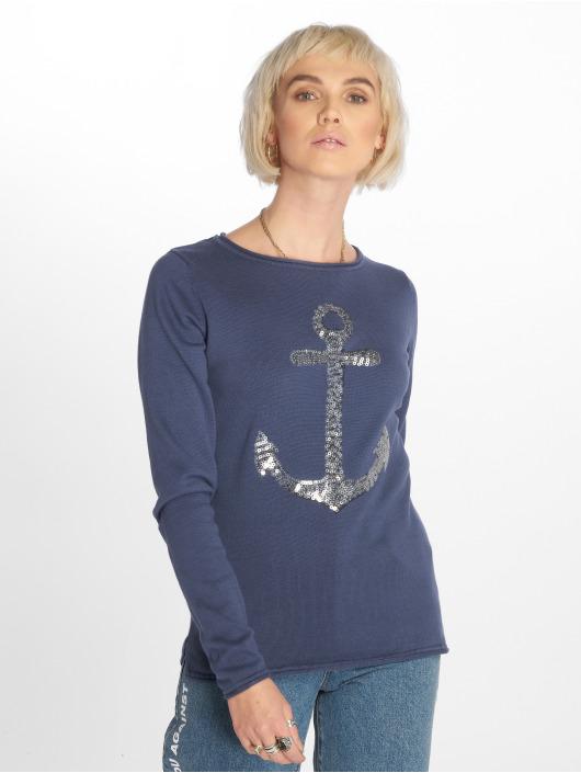 Sublevel trui Hook blauw