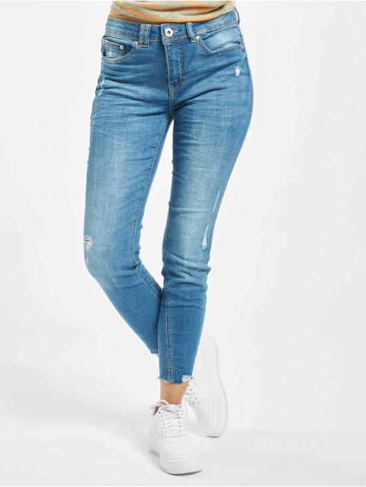 Sublevel Tynne bukser 5-Pocket blå