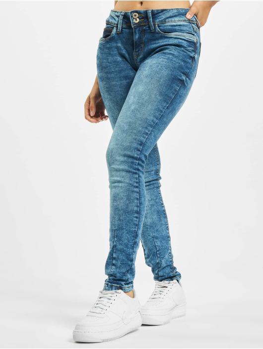 Sublevel Tynne bukser Leonie blå