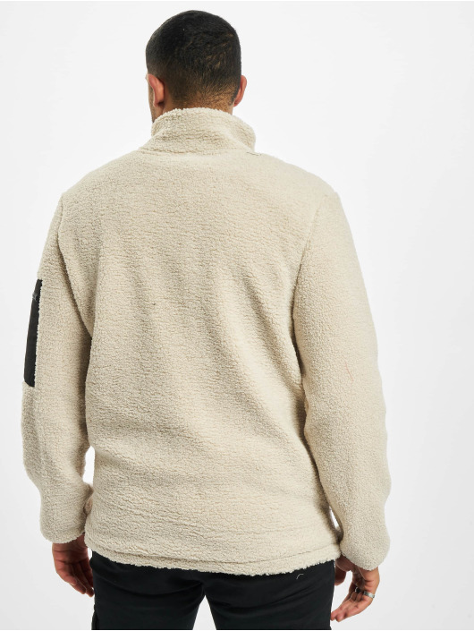 Sublevel Übergangsjacke Fleece beige