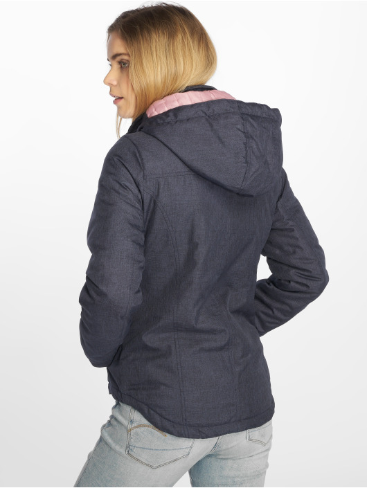 Sublevel Übergangsjacke Transition blau