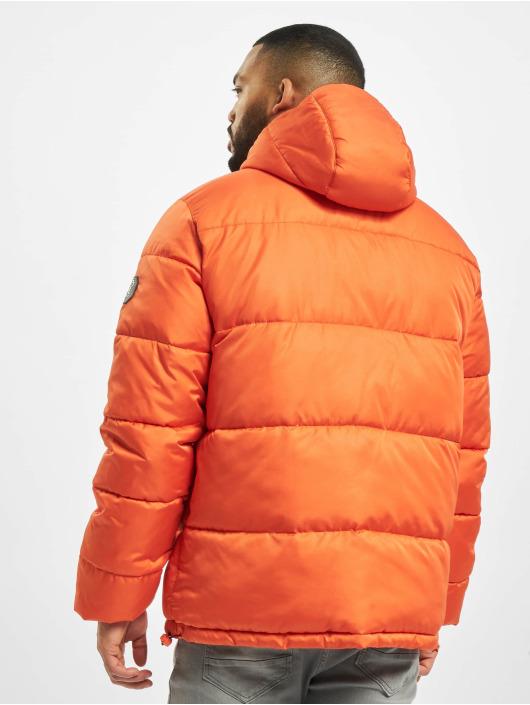 Sublevel Veste matelassée 2-Tone orange