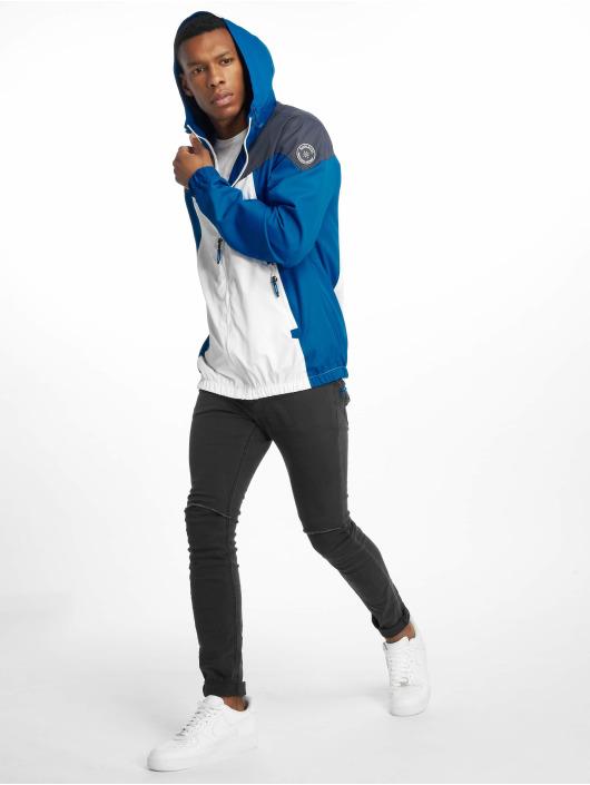 Sublevel Veste mi-saison légère Haka Colourblock bleu