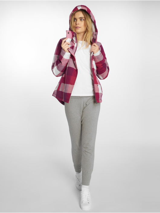Sublevel Winterjacke Fog pink