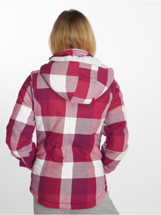 Sublevel Zimní bundy Fog růžový