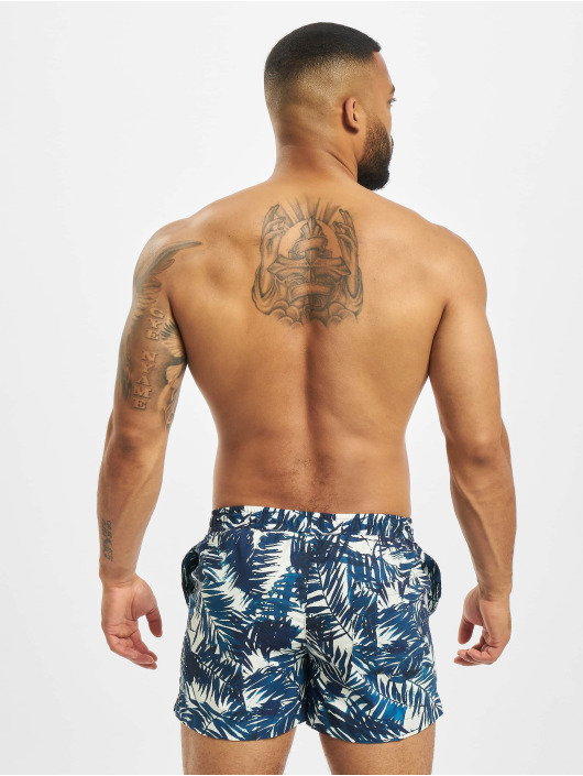 Suit Badeshorts Print colored