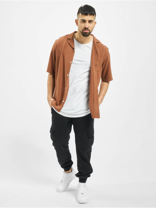 Suit Camisa Jules marrón