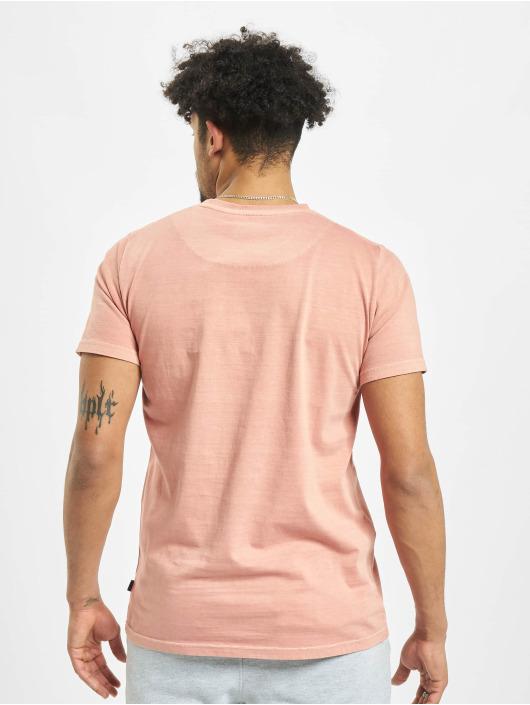 Suit Camiseta Hero rosa