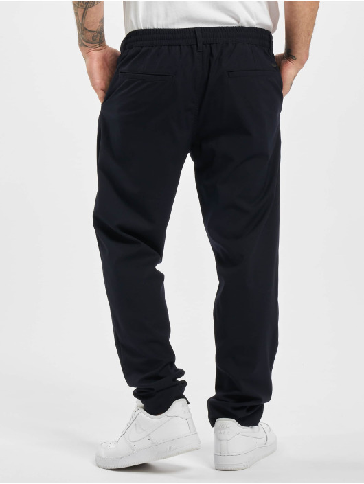 Suit Cargo Nohavice Saxo Core modrá