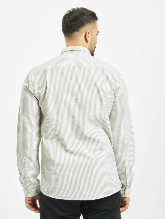 Suit Hemd Justin grün