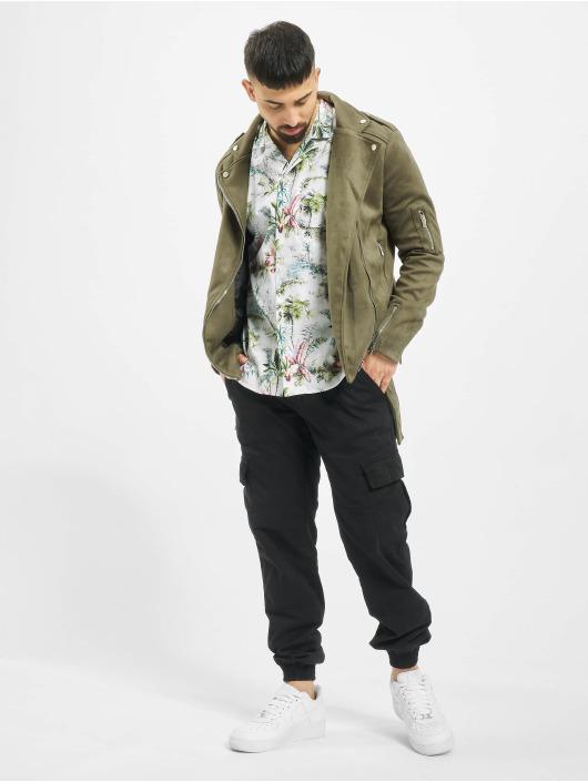 Suit Košele Jamal pestrá