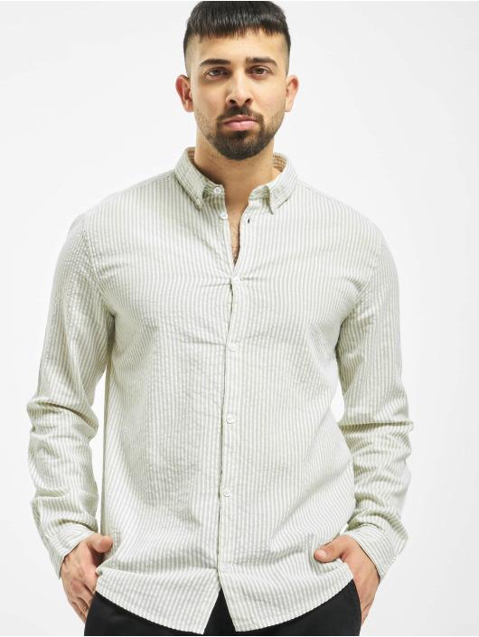 Suit Koszule Justin zielony