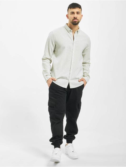 Suit overhemd Justin groen