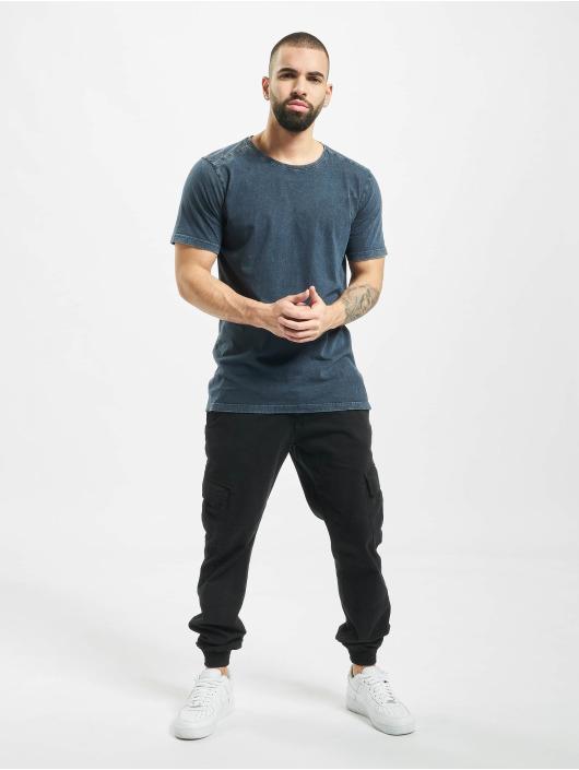 Suit T-Shirt Bart blau