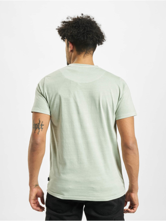 Suit T-Shirt Hero green