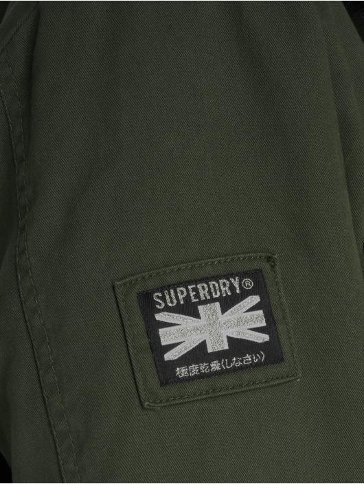 Superdry Parka Rookie Hawk khaki