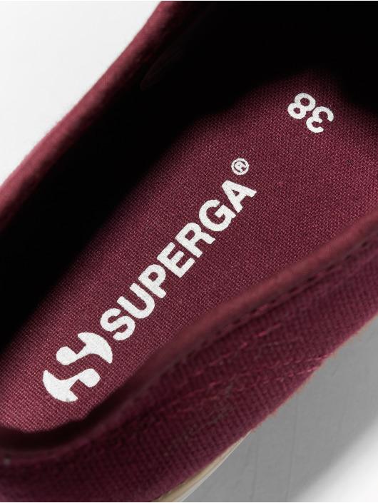 Superga Snejkry Cotu fialový