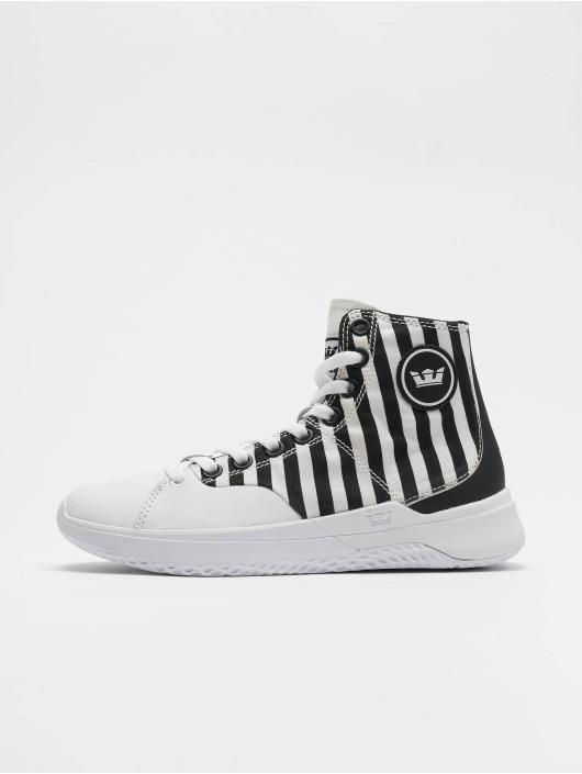Supra Baskets Statik blanc