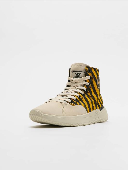 Supra Baskets Statik jaune