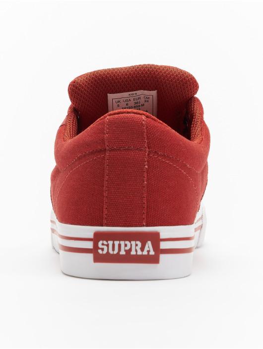 Supra Baskets Stacks Vulc Ii rouge