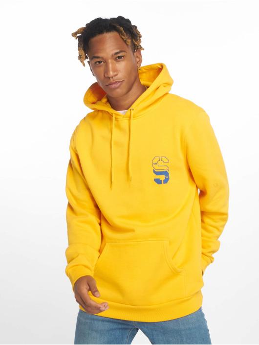 Supra Hoody Skate P/O Fleece gelb
