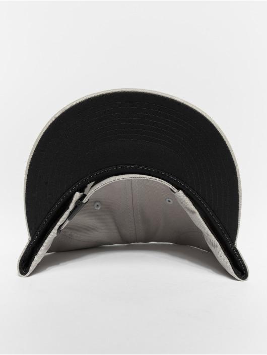 Supra Snapback Cap Label Slider grey