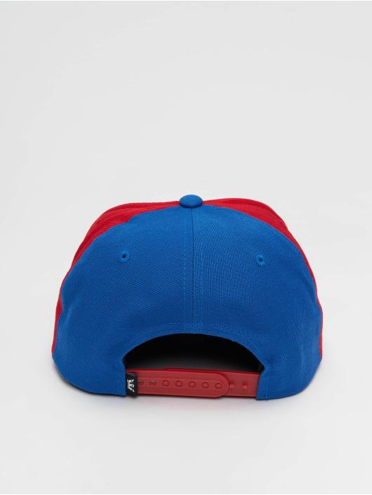 Supra Snapback Cap Above II red