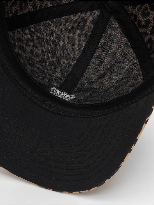 Supra Snapback Cap Crown Runner schwarz