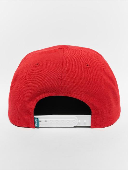 Supra Snapback Caps Icon Snap Back Hat punainen ... d140baefc7