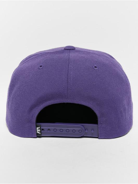 Supra Snapback Caps Above purpuranpunainen ... a7a6495fe9