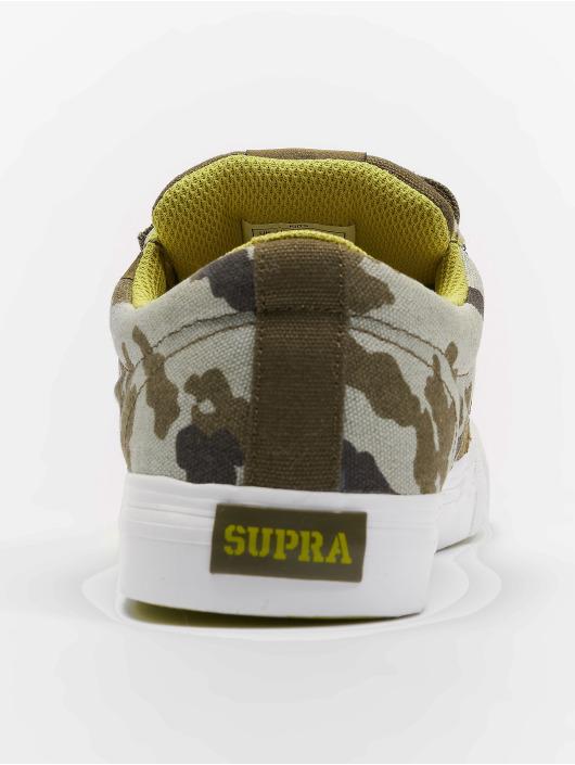 Supra sneaker Stacks Vulc Ii V olijfgroen