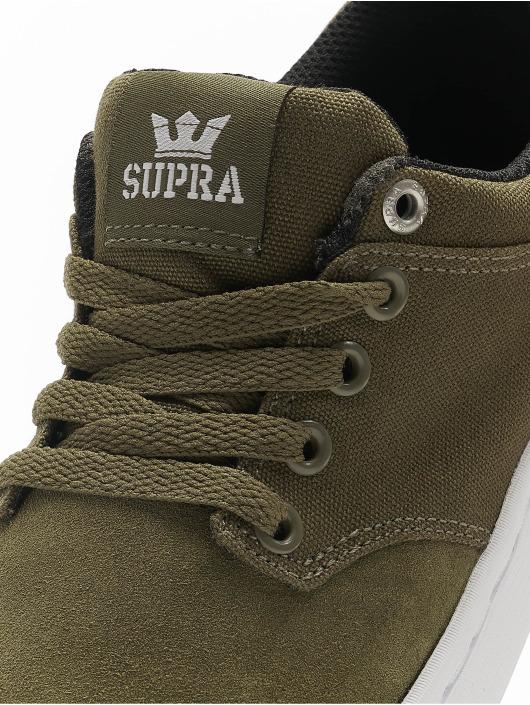 Supra Sneaker CHINO COURT olive