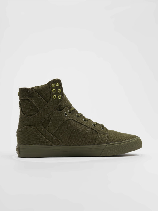 Supra Sneaker Skytop olive