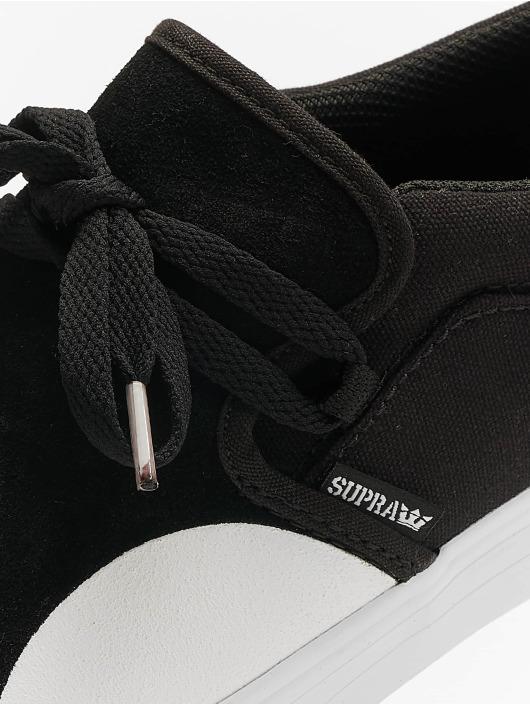 Supra Sneaker Cuba schwarz