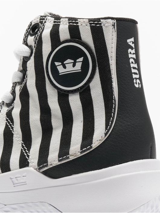 Supra Sneaker Statik weiß