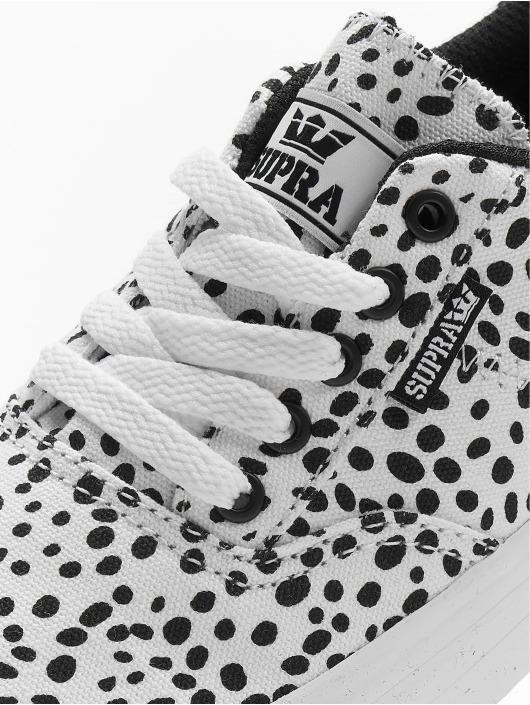 Supra Sneakers Cobalt bialy